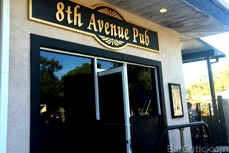 8th Avenue Pub Review
