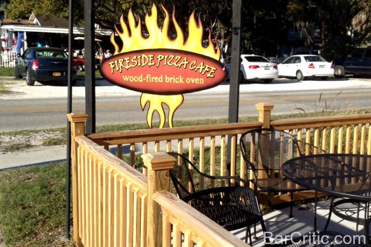 Fireside Pizza Cafe